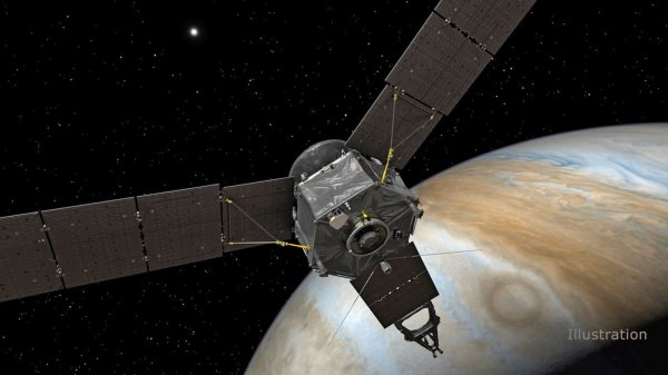 How to watch NASAs Juno spacecraft enter Jupiters orbit