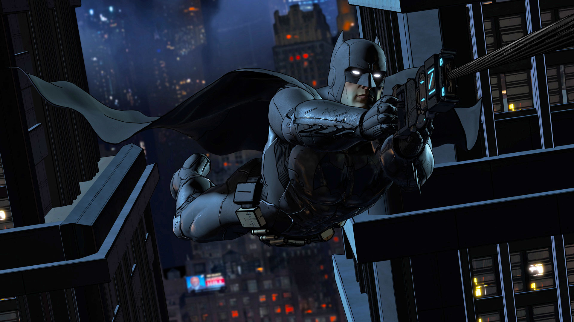 Watch the first trailer for Telltale s new  Batman  game
