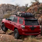 2020 Toyota 4runner Venture Edition First Drive Yakima Megawarrior Basket Trd Off Roading Autoblog