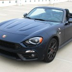 2020 Fiat 124 Spider Abarth Review Engine Handling Interior Autoblog