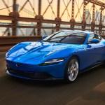 Ferrari Roma Review Price 0 60 Time Driving Impressions Autoblog