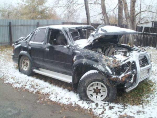 Продажа Тойота Хайлюкс Сурф 90г.в. в Целинном, На учете в ...