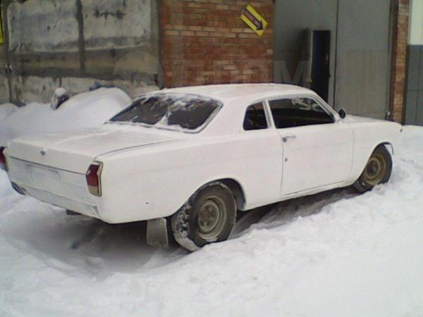 Продажа автомобиля ГАЗ 24 Волга 1972 в Новосибирске так