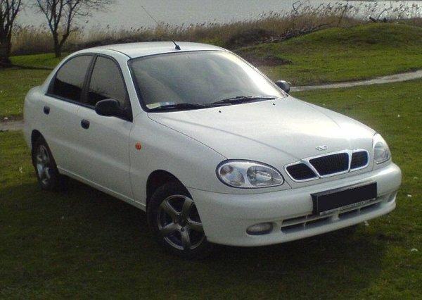 Daewoo Sens 2002 2003 2004 2005 2006 седан 1