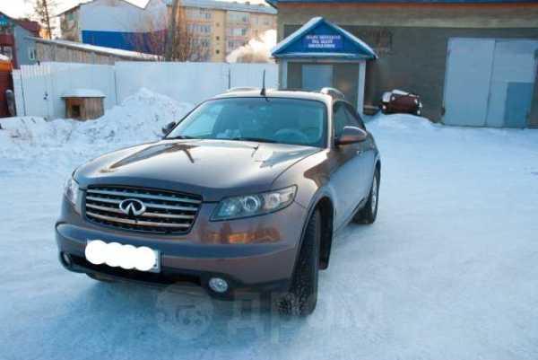 Продажа Infiniti FX35 2005 в Северобайкальске ПРОДАМ