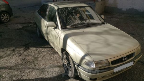 Купить авто Опель Астра 1997 в Новороссийске, в отличном ...