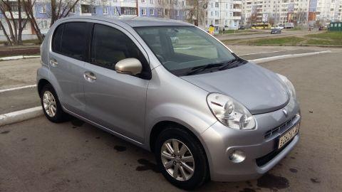 Купить новую Тойота Пассо в Якутске. Продажа Toyota Passo ...
