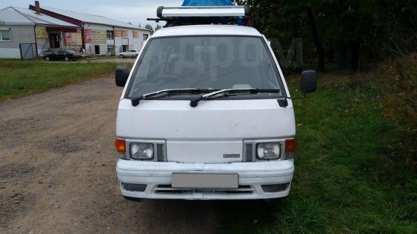 Авто Ниссан Ванетт 1991 год в Воронеже Продам