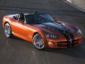 Додж Вайпер технические характеристики. Dodge Viper ...