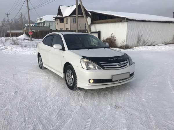 Тойота Аллион 2006 в Иркутске Автомобиль в хорошем