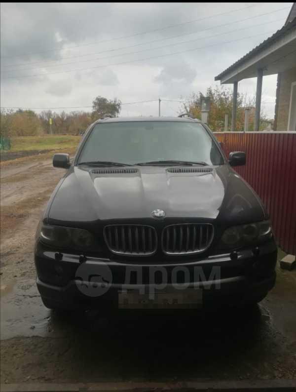 БМВ Х5 2005 года в Воронеже, черный, бу, 3 литра