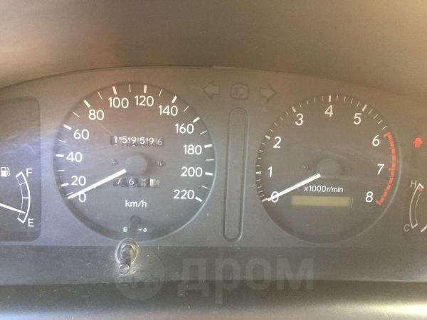 Продажа Тойота Королла 1997 в Красноярске, Есть замечания ...