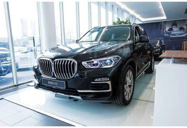 Купить БМВ Х5 2019г. в Москве, Комплектация: BMW X5 ...