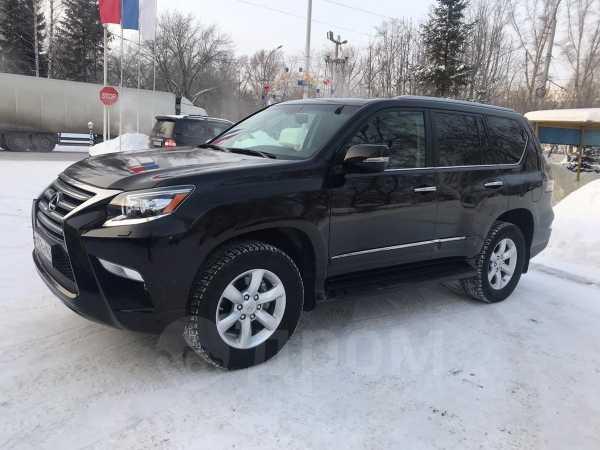 Купить авто Лексус ЖХ 460 2017 года в Кемерово, левый руль ...