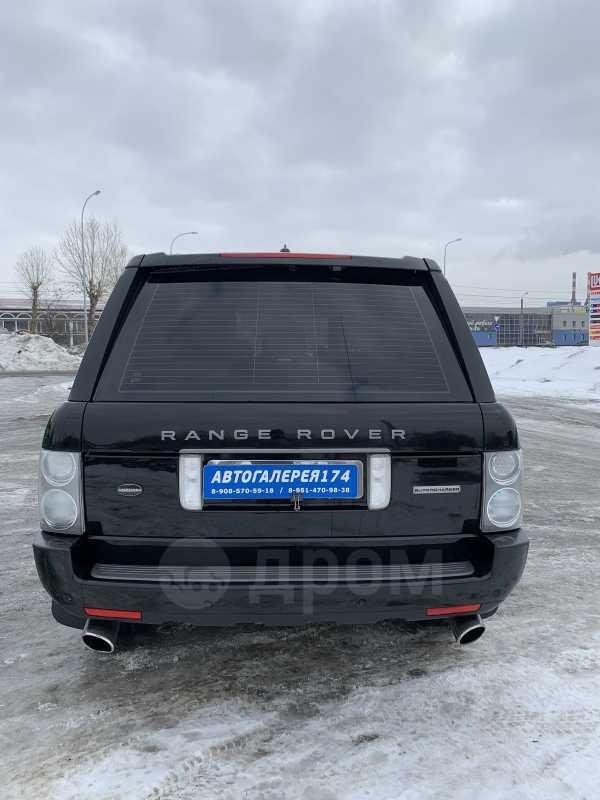 Купить Ленд Ровер Рендж Ровер 2008 в Челябинске ...