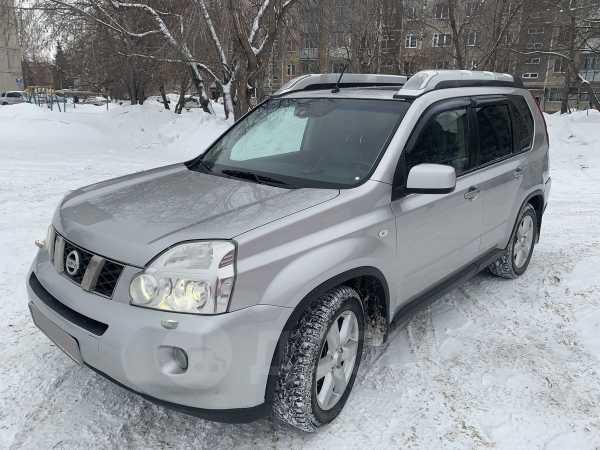 Продажа автомобиля Ниссан Х-Трейл 2008 года в Новосибирске ...