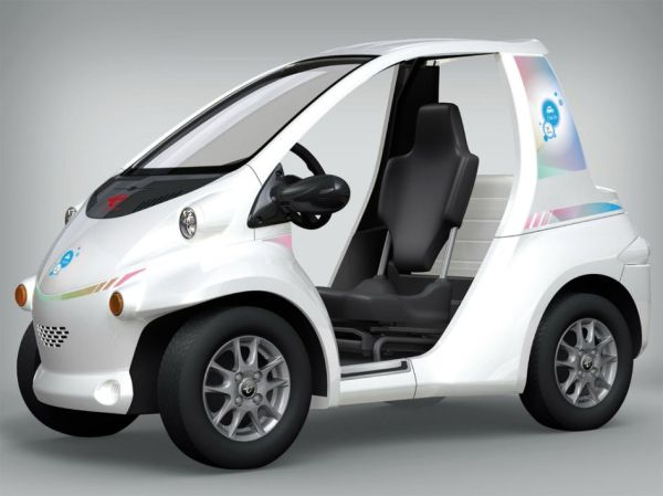 Тойота Комс технические характеристики. Toyota COMS ...