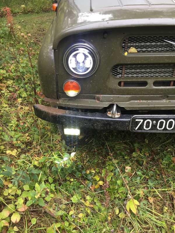 Продажа УАЗ 469 81 года в Красноярске, Мотор Toyota 2 JZ ...