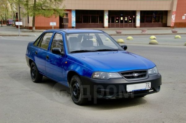 Daewoo Nexia 15 год в Тюмени, Год выпуска 2015 покупка в ...