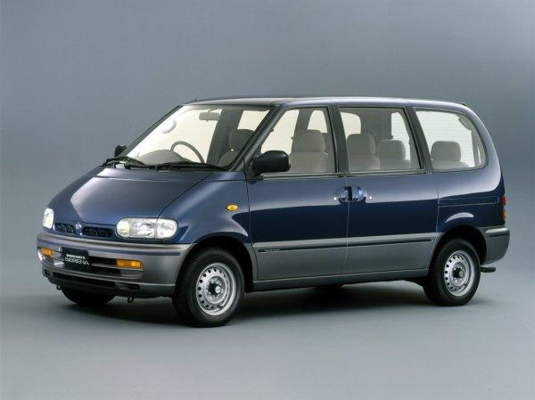 Nissan Vanette Serena Ниссан Ванетт серена Продажа