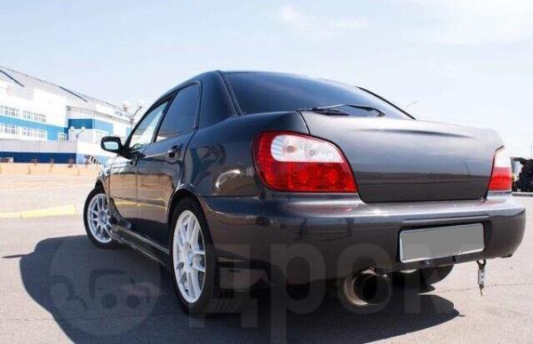 Купить Субару Импреза WRX STI 2004 года в Хабаровске ...