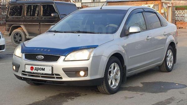 Форд Фокус 2007 в Тюмени, В хорошем состоянии, обмен ...