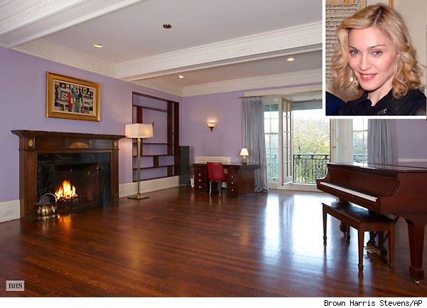 Madonna S Nyc Apartment On The Market For 23 5 Million