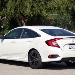 2019 Honda Civic Sport Sedan Review Specs Photos And Driving Impressions Autoblog