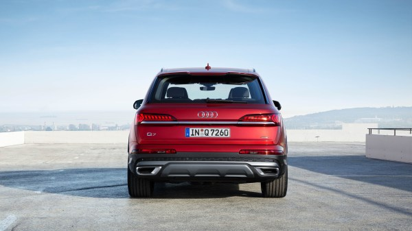 2020 Audi Q7 gets a big update, new styling and new ...