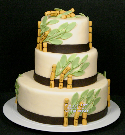 Cut wedding cake costs with a fake cake   AOL Finance Cut wedding cake costs with a fake cake
