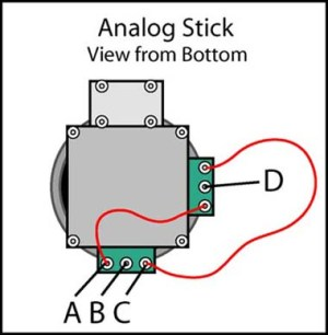 HowTo: Analog control stick for your Sony PSP