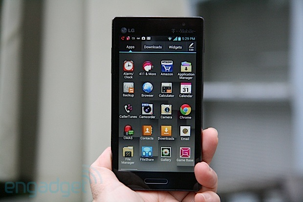 Lg Optimus L9 Review An Affordable Mid Level Android