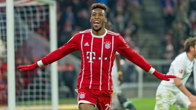 Bundesliga | Kingsley Coman gunning for PSG after inspiring Bayern Munich  to victory over Hannover