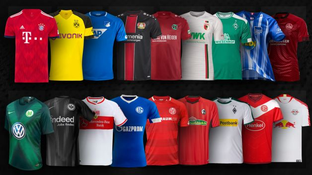 The team of the season (tots) event continued on friday, 14 may with the bundesliga team released into packs on fifa 21 ultimate team. Bundesliga   New Bundesliga kits for 2018/19