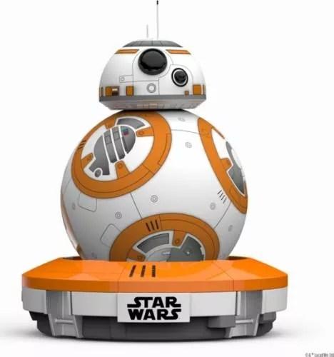 Robot Sphero BB-8 cu aplicatie Star Wars 117594