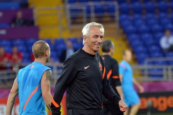 Подготовка к Евро 2012: как голландцы тренировались на ...