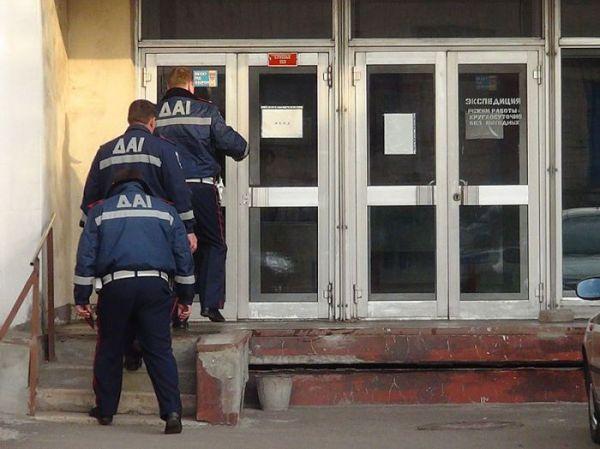 В Мариуполе сотрудники ГАИ поделились своей кровью с ...