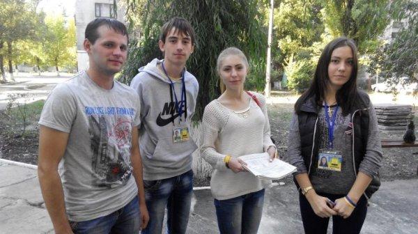 Патриоты Донбасса узнали у димитровчан об их отношении к ...