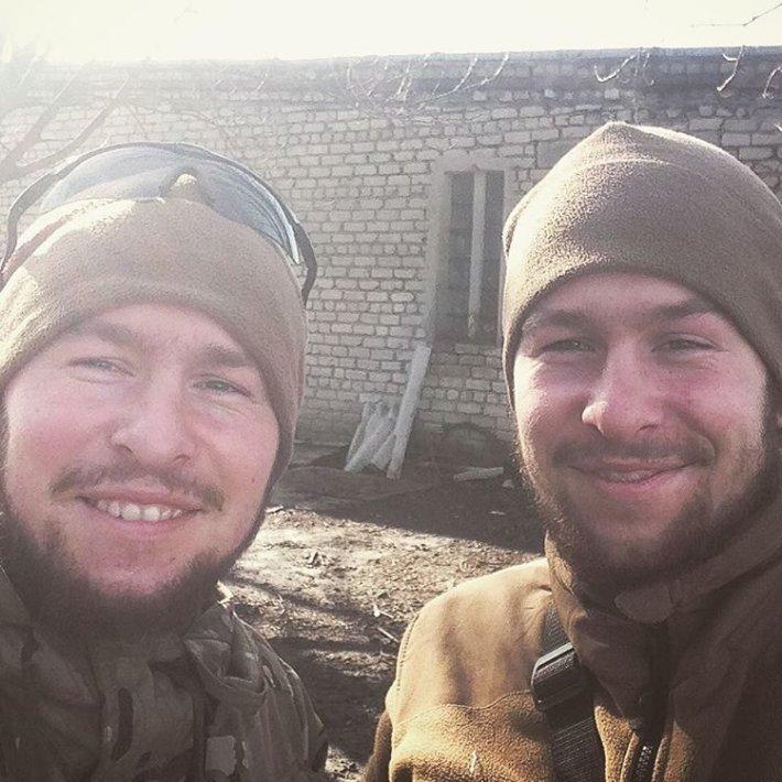 Професія «Ужгородець». Воїни Ерік і Влад Длугоші (фото) - фото 2