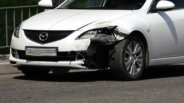 Три авто столкнулись в Мариуполе (ФОТО) - Новости 18 мая ...