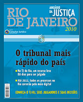 Anuário da Justiça Rio de Janeiro 2010 - ConJur
