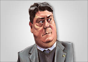 Caricatura: Wadih Damous - 08/07/2011 - Spacca
