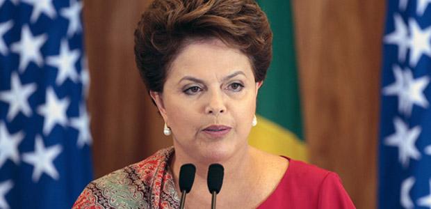 Dilma Roussef [Reprodução]