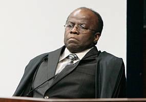 Ministro Joaquim Barbosa na sessão da 2ª Turma. (10/08/2010) - Carlos Humberto/SCO/STF