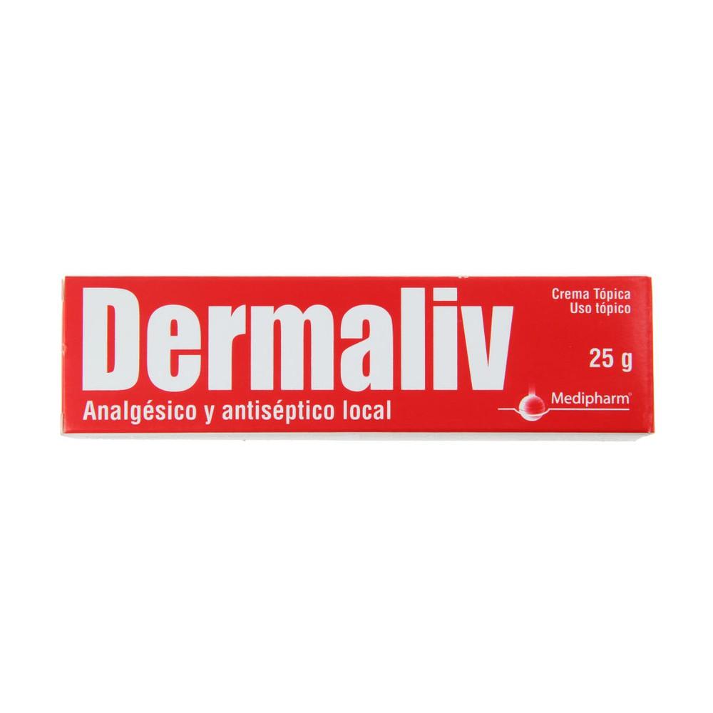 Dermaliv crema - Benzocaina a domicilio | Cornershop - Chile