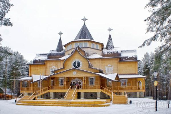 Великий Устюг Фото Дом Деда Мороза