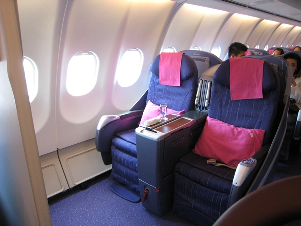 Image result for thai business class old