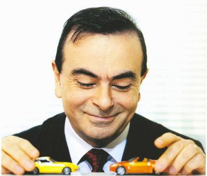 Карлос Гон сомневается в перспективах ОАО «Автоваза» на 2015?