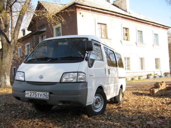 Nissan Vanette 2002 года 18л Всем здравствуйте очень