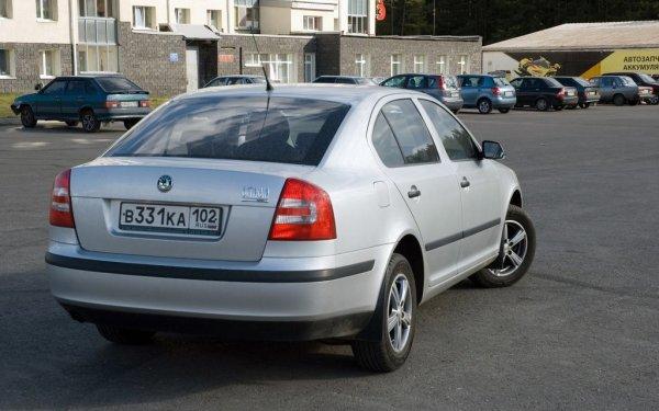 Skoda Octavia 2006 16 литра Доброго времени суток Уфа